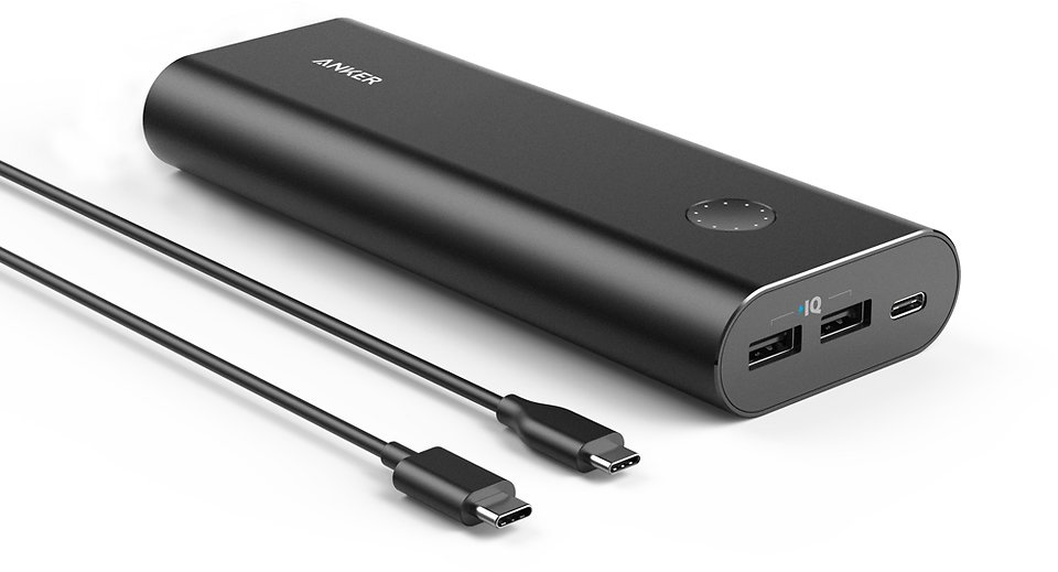 PowerCore+ 20100 USB-C