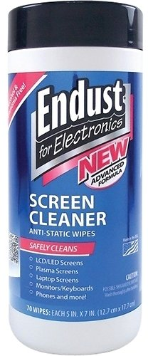 Endust Screen Cleaning Wipes (70-Pack) - Ships Free