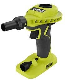 RYOBI 18-Volt ONE+ Cordless High Volume Power Inflator (Tool Only)-P738