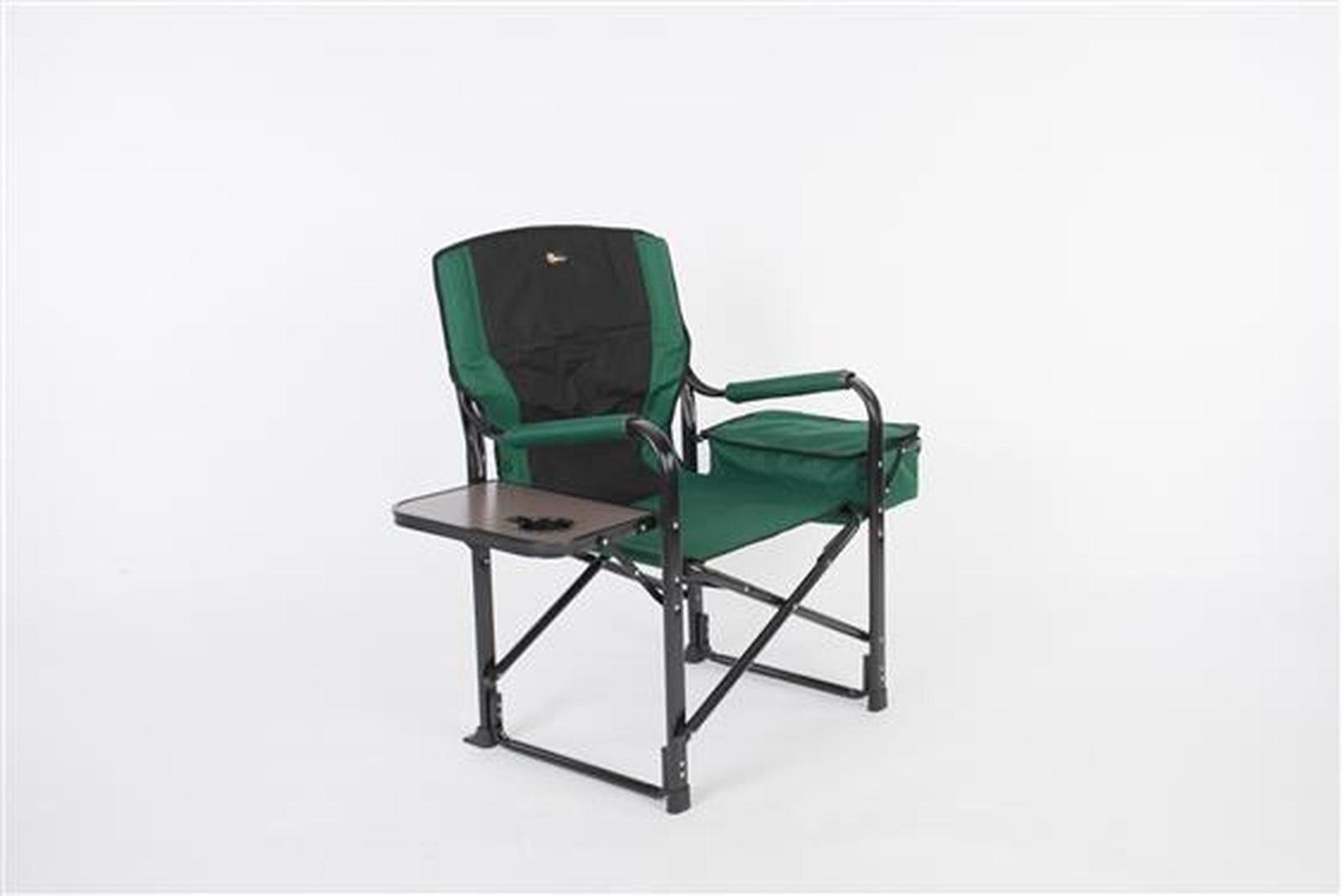 Director's Chair, Green and Black