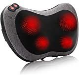 Homedics 3D Shiatsu & Vibration Massage Pillow with Heat: Health & Personal Care