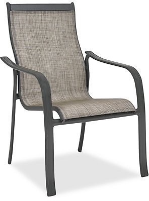 Reyna Aluminum Outdoor Dining Chair