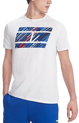Tommy Hilfiger Men's Starting Line Graphic T-Shirt, Created for Macy's & Reviews - T-Shirts - Men