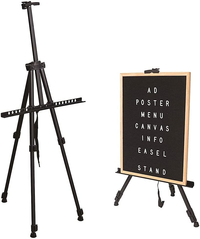 Save 30% On Offickle Easel Art Stand Painting & Sign Holder with Carrying Bag + Free Shipping with Prime
