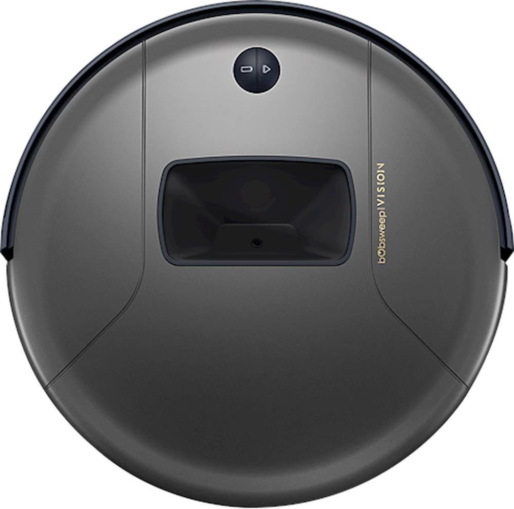 BObsweep PetHair Vision Wi-Fi Connected Robot Vacuum Space WVP56020