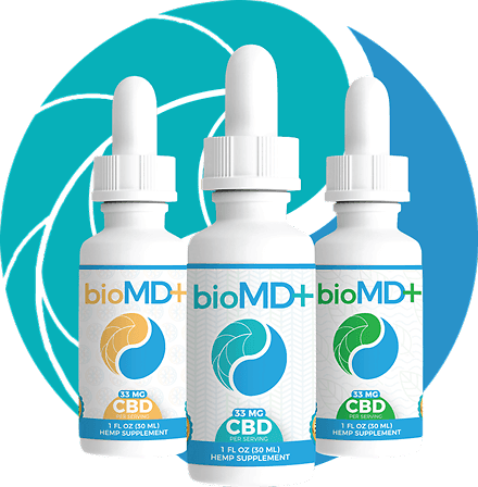 CBD Oil for Sale | Pure CBD Products | Third-Party Lab Tested CBD | BioMD+