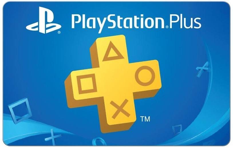 Sony PlayStation® Plus 12 Month Subscription Gift Card