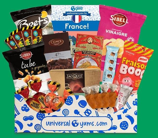 5 Best Snack Subscription Boxes to Satisfy Every Craving