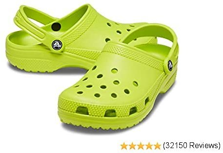 CROC Classic Clog   Water Comfortable Slip On Shoes