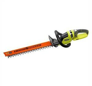 RYOBI ONE+ 18-Volt Lithium-Ion Battery Hedge Trimmer