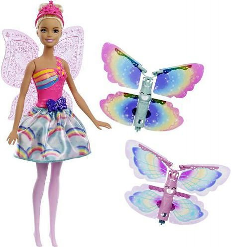 Barbie Feature Flying Fairy 2018