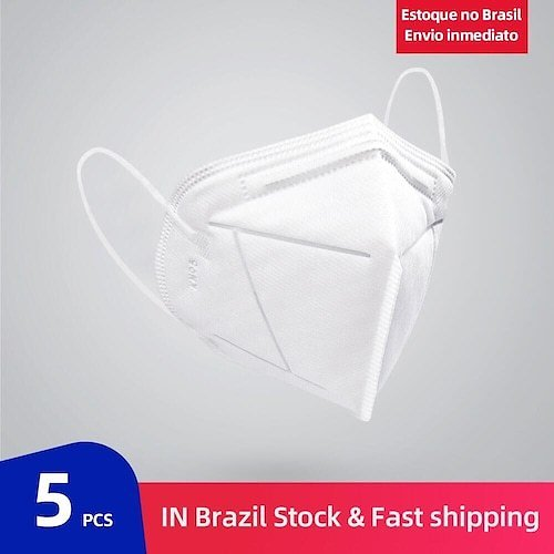 KN95 N95 Particulate Respirator Face Mask Earloop Disposable Breathable Protective Non-medical Masks for Health