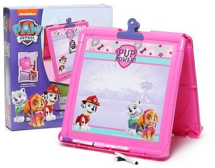 ☆very Cheap ☆Paw Patrol Lil Artist Double Sided Easel Art Set