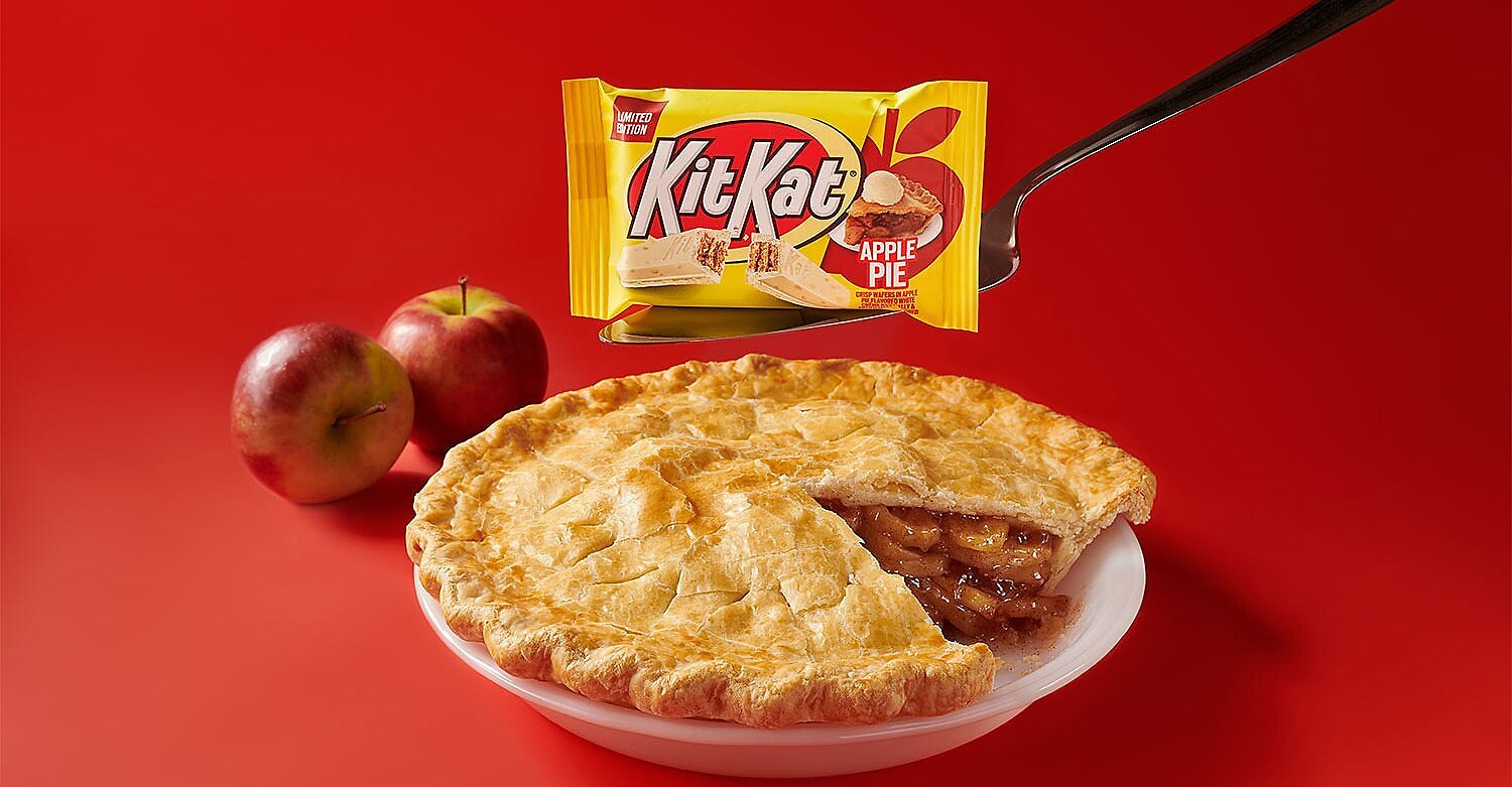 Apple Pie Kit Kats Are Coming to Stores This Summer