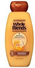 Garnier Whole Blends Repairing Shampoo For Damaged Hair 12.5oz