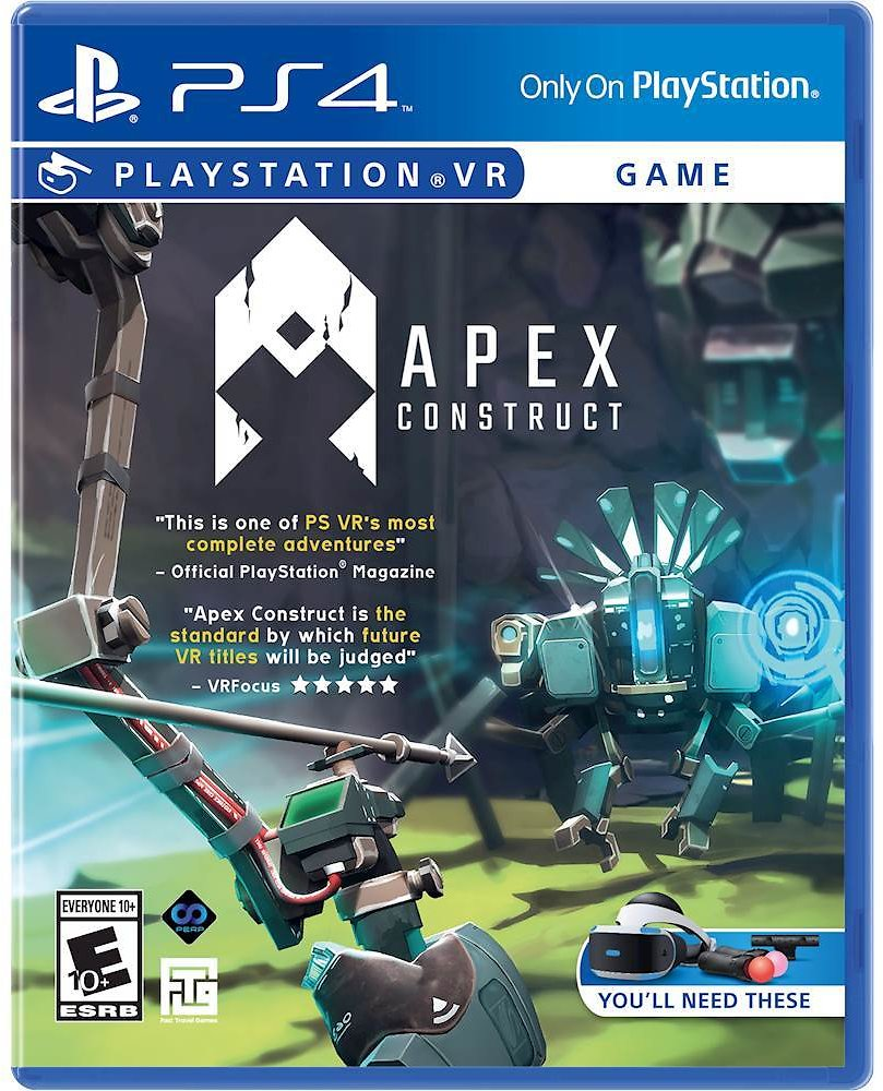 Apex Construct Standard Edition PlayStation 4 PP01192