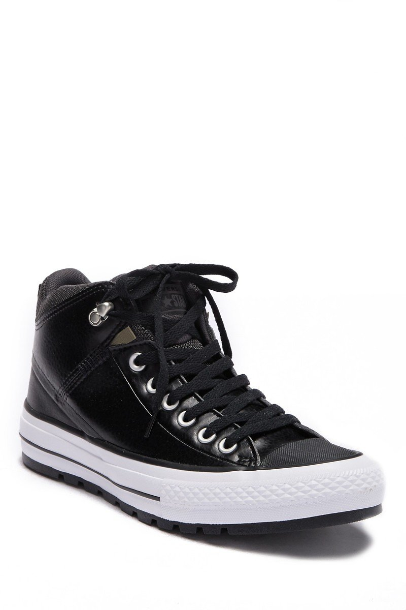 50% Off! Chuck Taylor All Star Street Leather Sneaker (Unisex)