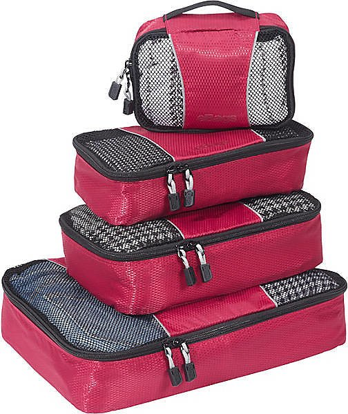 Classic Packing Cubes - 4pc Small/Med Set