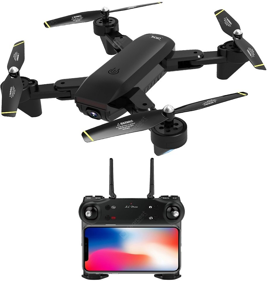 SG700-D Foldable WiFi FPV RC Helicopter Quadcopter Drone with 4K 1080P HD Camera Sale, Price & Reviews | Gearbest