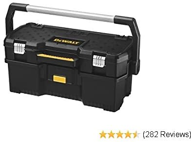 DEWALT Tool Tote with Removable Power Tool Case, 24-Inch (DWST24070)