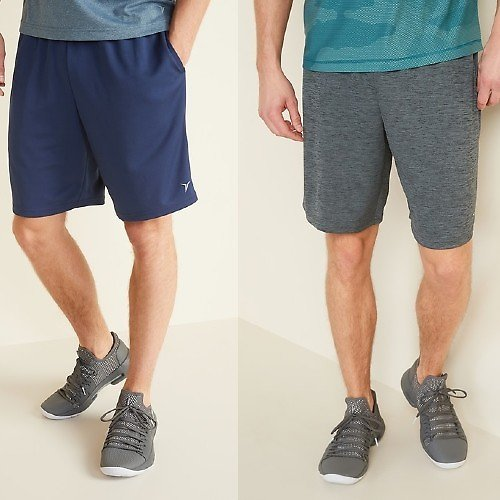 2 Days Only $12 Men's Active Shorts + More