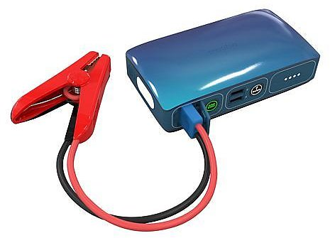 New! Mophie Powerstation Go Compact Portable Charger and Car Jump Starter