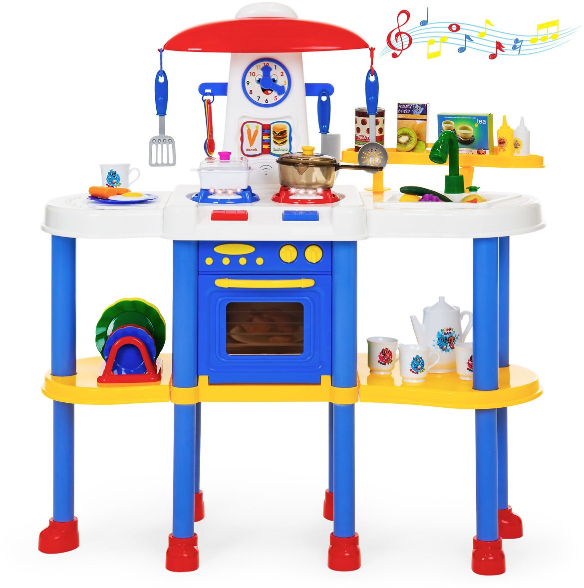 Kids' Kitchen Cooking Playset ONLY $39.99 + FREE Shipping