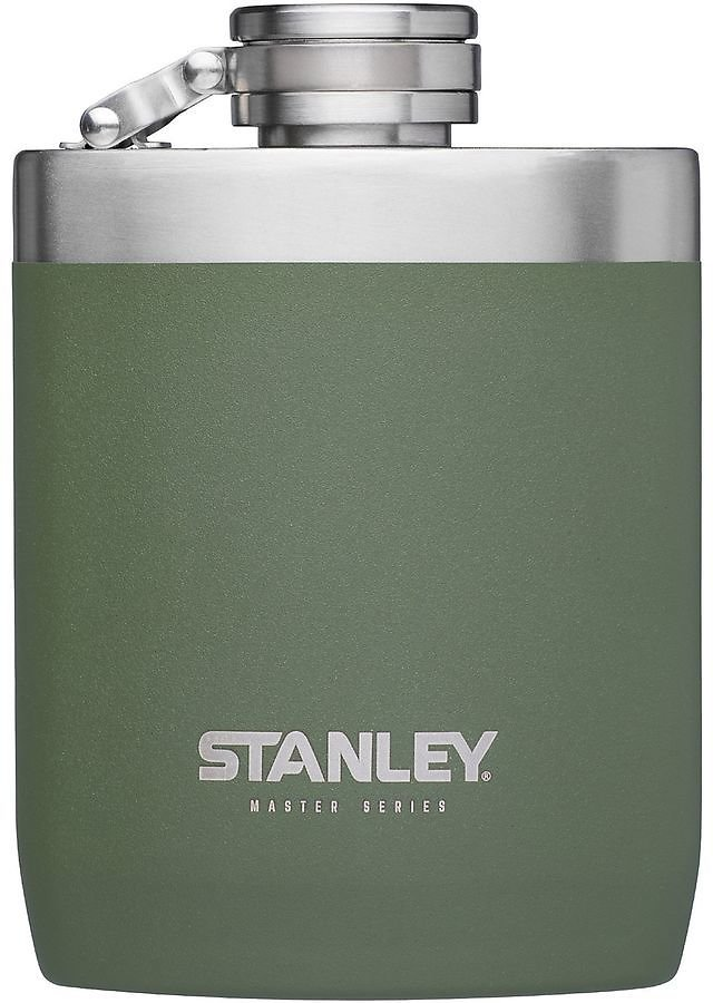 Stanley Master Unbreakable Hip Flask 8oz