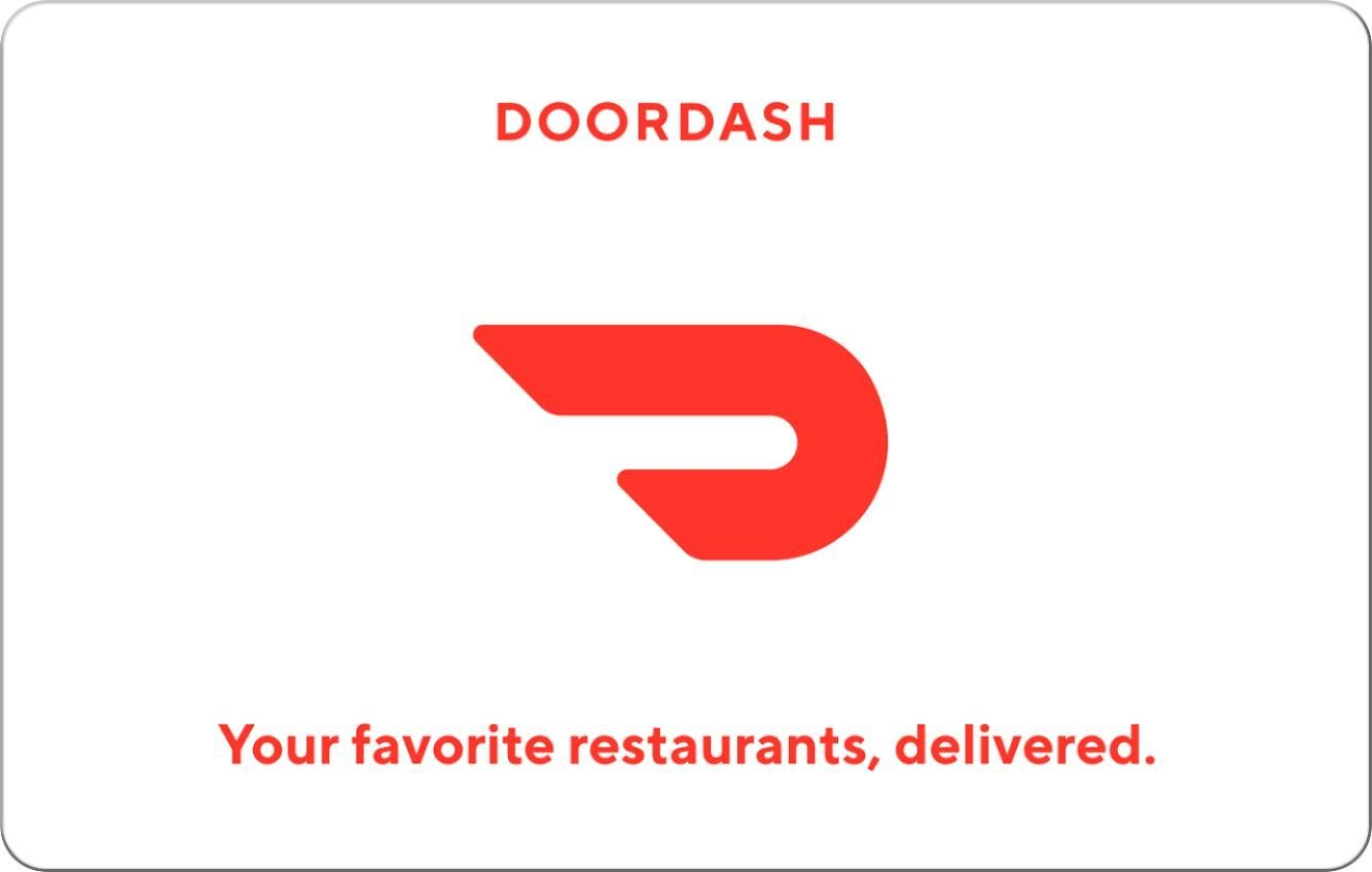 $100 DoorDash Gift Card (Email Delivery) for $90.00