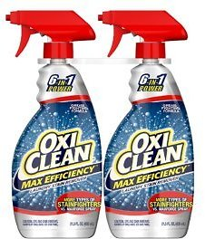 OxiClean Max Efficiency Spray 21.5 Oz., 2 Pk. - Sam's Club