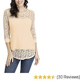 Women's Short-Sleeve Cold-Shoulder Shirts Cut-Out Summer Tops Casual Sequin Blouse