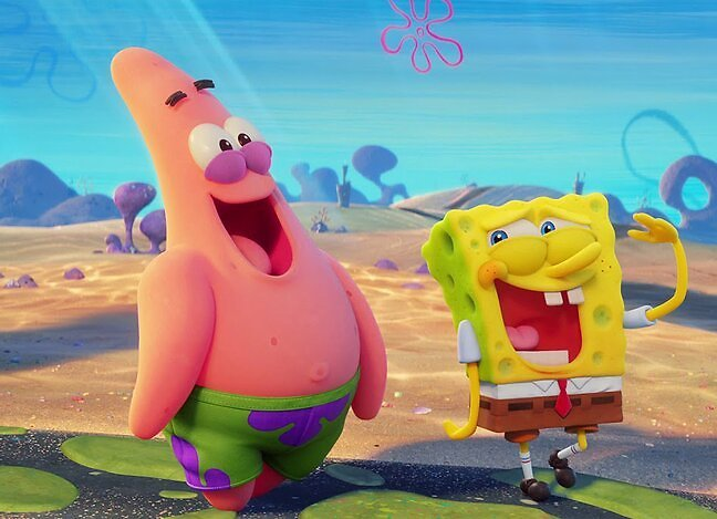 SpongeBob Movie: Sponge On The Run Skips Theaters to Launch On Demand and CBS All Access
