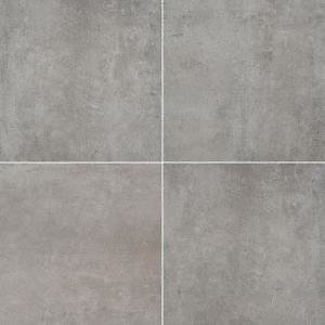 Ontario D Grey 16 In. X 16 In. Glazed Porcelain Paver Tile (1.777 Sq. Ft.)