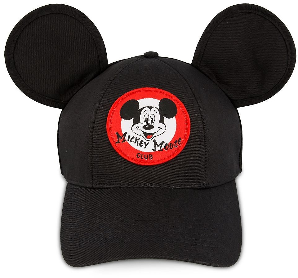 Mouseketeer Ear Baseball Cap for Adults - The Mickey Mouse Club | ShopDisney