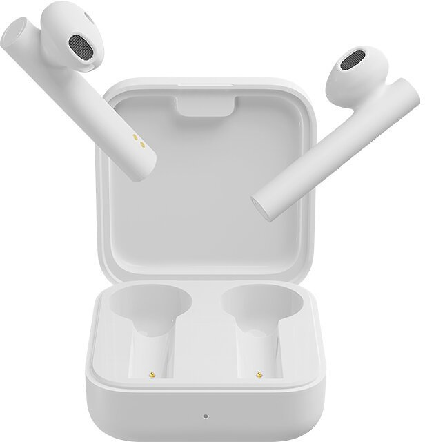 Original Xiaomi Air2 SE TWS Earphone AirDots Pro 2SE Bluetooth Earbuds SBC AAC Touch Control Low Lag Stereo Headphone - White