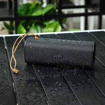 BlitzWolf® BW-WA2 20W Wireless Bluetooth Speaker Dual Passive Diaphragm TWS NFC Bass Stereo Outdoors Soundbar with Mic Audio & Video Devices from Consumer Electronics on Banggood.com