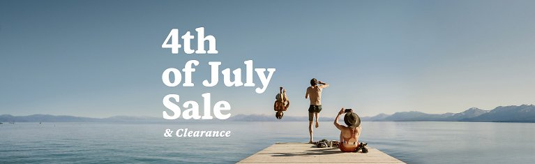 UP to 60% OFF + F/S  | 4th of July Sale & Clearance | REI Co-op