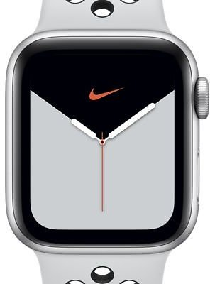 Apple Watch Nike Series 5 (GPS + Cellular) with Nike Sport Band (2 Colors) + F/S