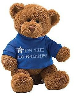 Gund - I'm The Big Brother Bear Plush Doll
