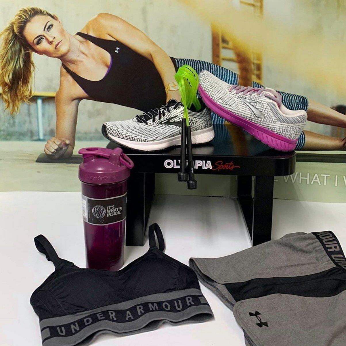 Save Up To 80% Off At Olympia Sports Clearance Event!