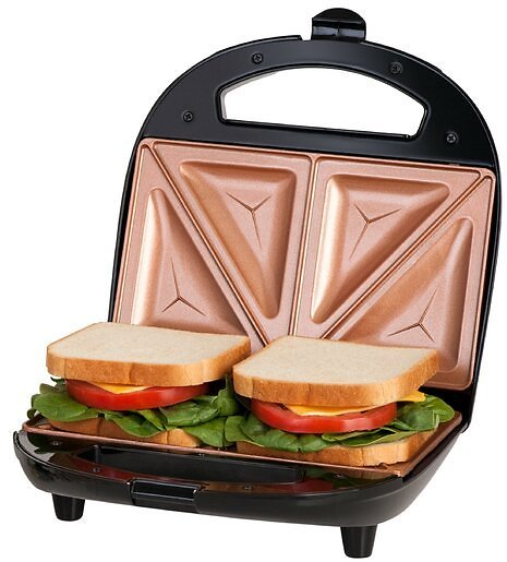 Gotham Steel Non-Stick Indoor Electric Sandwich Panini Grill