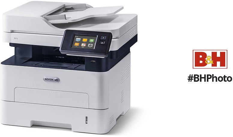 Xerox B215 Multifunction Monochrome Laser Printer