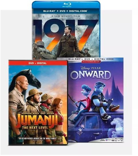Save 20% On Select Movie Titles