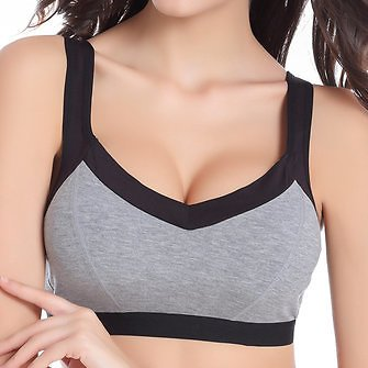 Wire Free Straps Adjutable Back Hooks 3D Cup Yoga Sleeping Sports Bras Underwear For WomenLingeriefromWomen's Clothingon Banggood.com