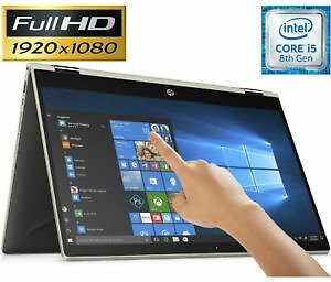HP Pavilion X360 15.6 Full-HD TouchScreen Laptop 20GB Intel I5-8250U 3.40GHz 1TB