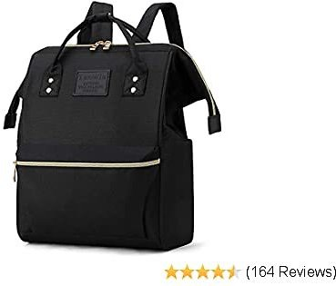Tzowla Laptop Backpack Bag Light Weight Casual Daypack Fit 14 Inch Laptop
