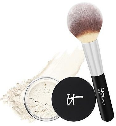 IT Cosmetics Bye Bye Pores Poreless Finish Powder with Brush