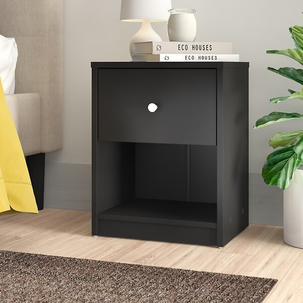 Guilford 1 Drawer Nightstand