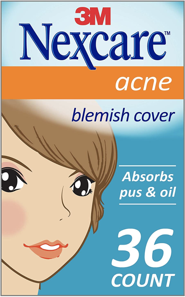 36-Count Nexcare Acne Cover