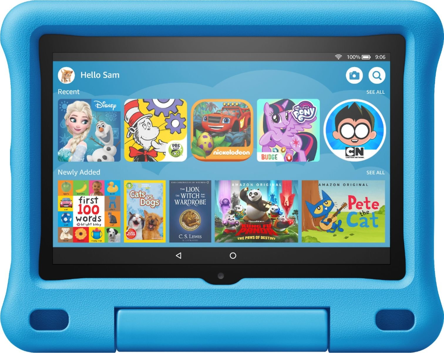 Amazon Fire HD 8 Kids Edition 32GB 8-in Tablet